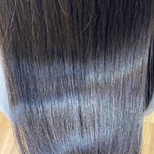 シルキー髪-例1